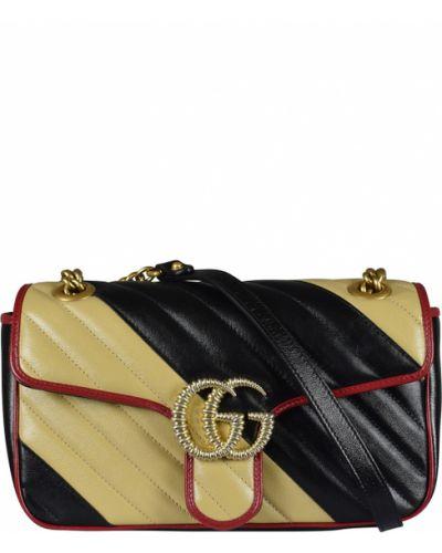 Beżowa torebka Gucci