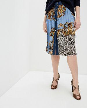 Плиссированная юбка весенняя Liu Jo