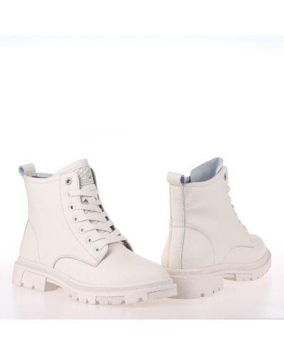 Ботинки - бежевые Lonza