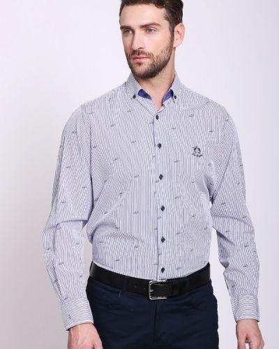 Рубашка с длинным рукавом хлопковая Claudio Campione