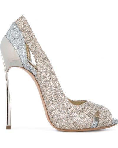 Кожаные сандалии Casadei