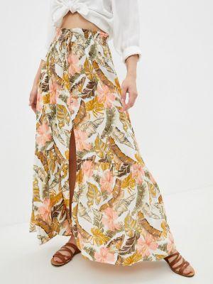 Разноцветная юбка Rip Curl