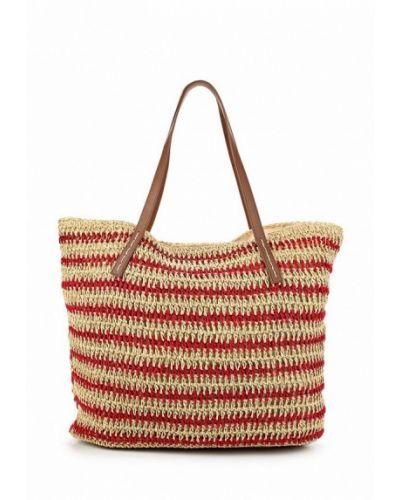 Красная пляжная сумка Women'secret