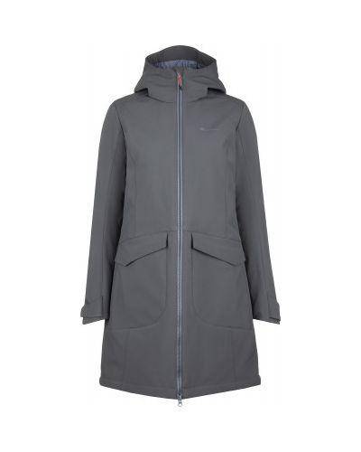 Куртка с капюшоном - серая Outventure