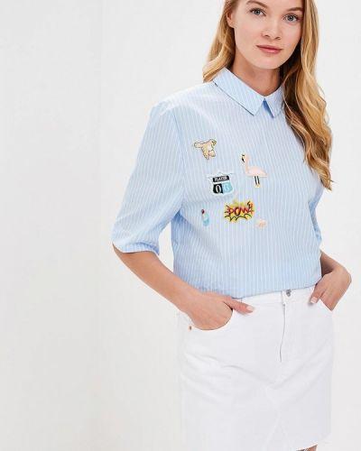 Голубая рубашка Sweewe