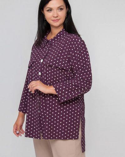 Блузка - фиолетовая Лимонти