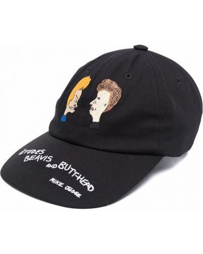 Czarna czapka z daszkiem Etudes