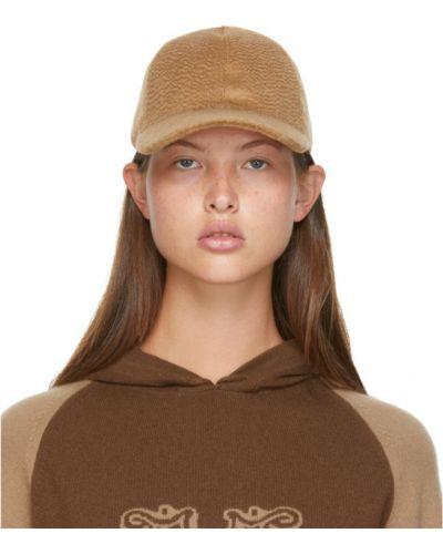Шерстяная белая кепка Max Mara