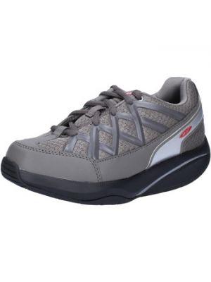 Szare sneakersy Mbt