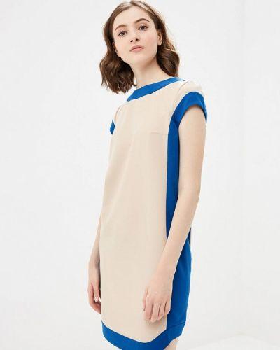 Платье-футболка - бежевое Xarizmas