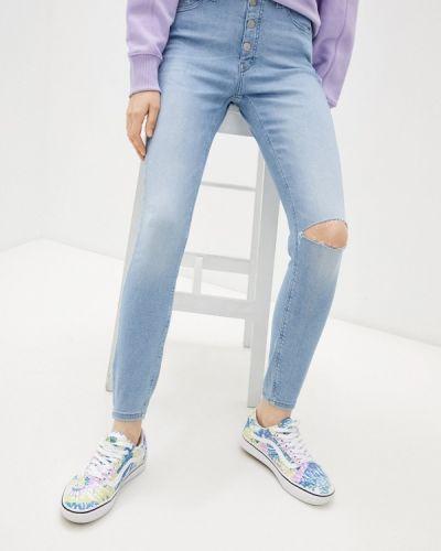 Джинсы-скинни узкого кроя Calvin Klein Jeans