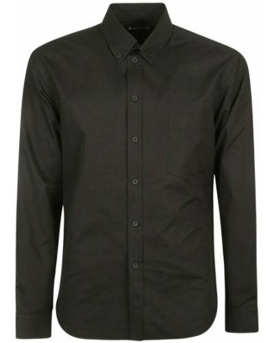 Czarna koszula Balenciaga