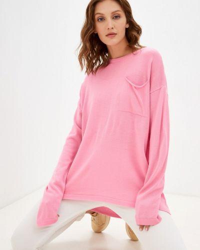 Розовый хлопковый джемпер Fresh Cotton
