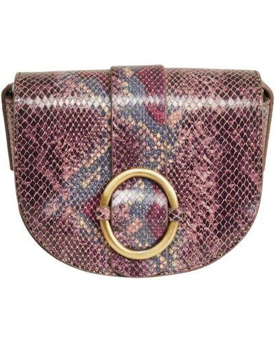 Różowa torebka mini Sessun