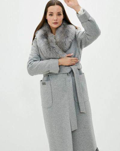 Серое пальто Avalon