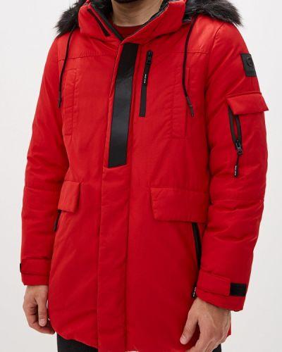 Утепленная куртка - красная Gaudi