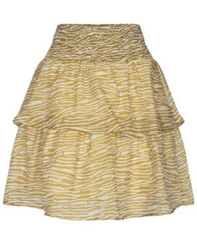 Spódnica - żółta Minimum