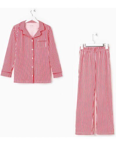 Пижамная домашняя пижама в полоску Kaftan
