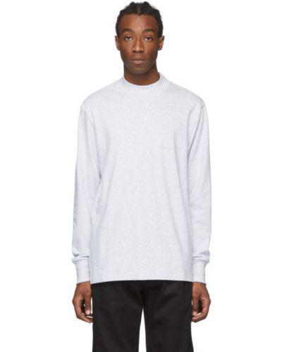 T-shirt z długimi rękawami bawełniany Aime Leon Dore