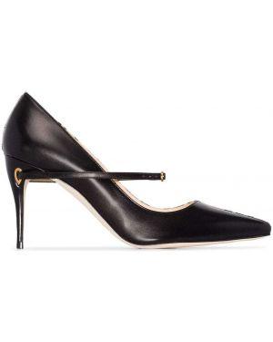 Черные туфли-лодочки Jennifer Chamandi