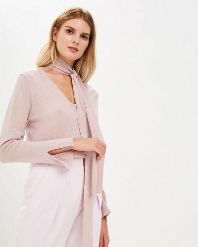 Пуловер розовый Rodier