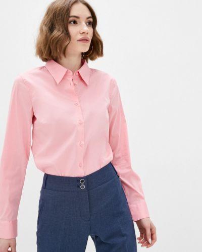 Розовая рубашка с длинными рукавами United Colors Of Benetton