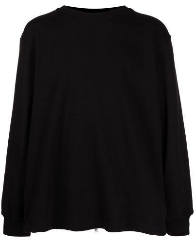 Czarna bluza bawełniana Goodfight