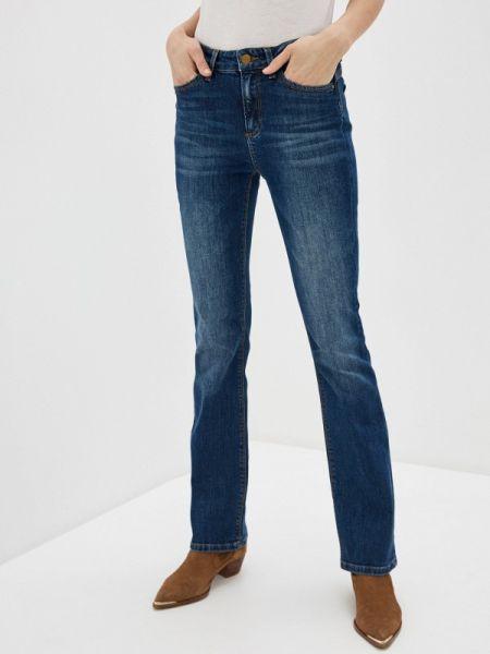 Расклешенные синие расклешенные джинсы Colin's