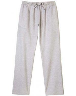 Свободные брюки из вискозы льняные Atlas For Men