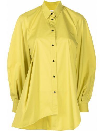 Koszula asymetryczna - żółta Enfold