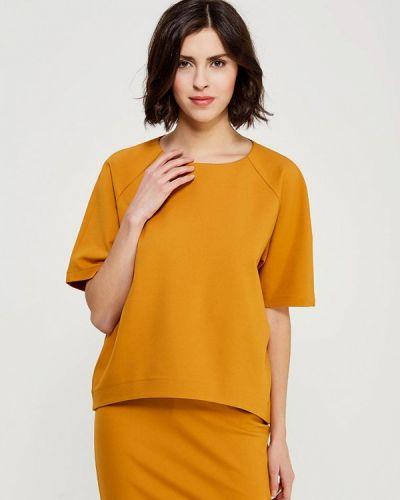 Оранжевый свитшот Ruxara