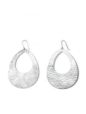 Серебряные серебряные серьги с подвесками на крючках Ippolita