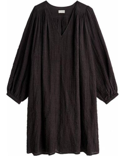 Czarna sukienka By Malene Birger