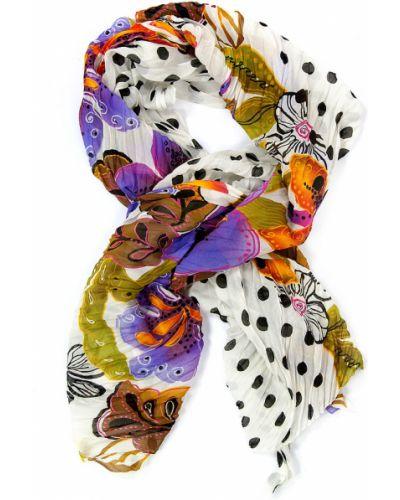 Бирюзовый шарф весенний Passigatti