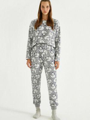 Пижама - серая Koton