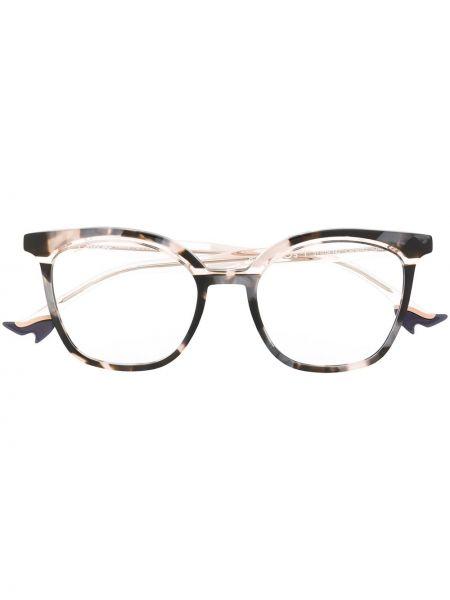 Różowa oprawka do okularów Face à Face