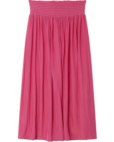 Розовая юбка Gerard Darel