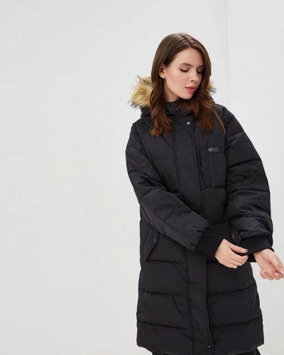 Утепленная куртка осенняя Vans