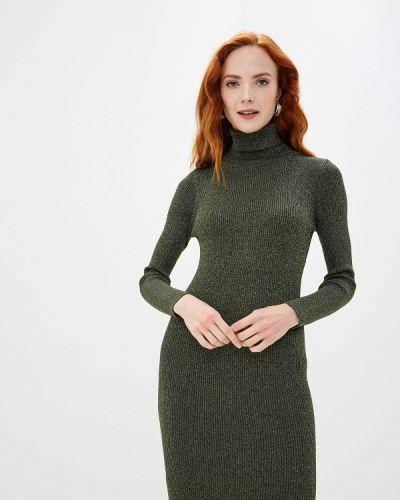 Платье - зеленое Liana