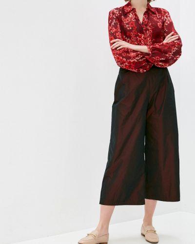 Красные повседневные брюки Max&co