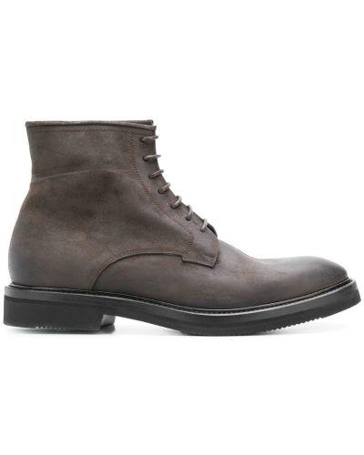 Ботильоны кожаный для обуви Henderson Baracco