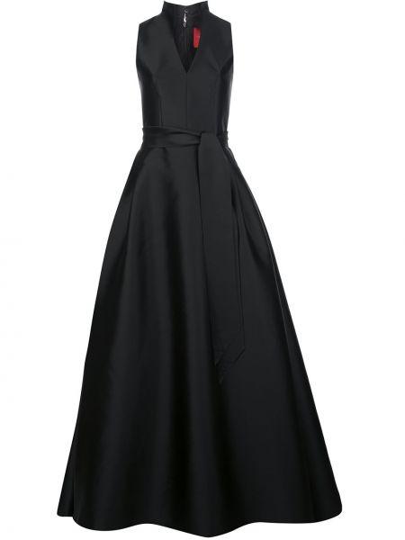 Платье классическое на молнии Carolina Herrera