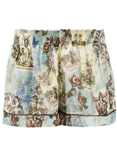 Короткие шорты с карманами F.r.s For Restless Sleepers