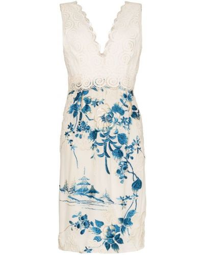 Платье винтажное на молнии One Vintage