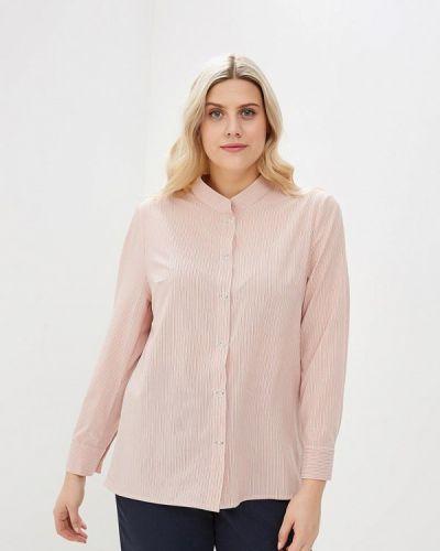 Блузка коралловый весенний авантюра Plus Size Fashion