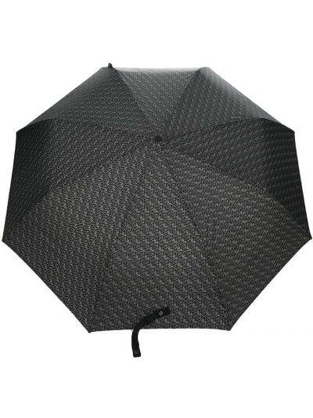 Czarny parasol Ymc