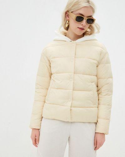Джинсовая куртка - бежевая Tom Tailor Denim