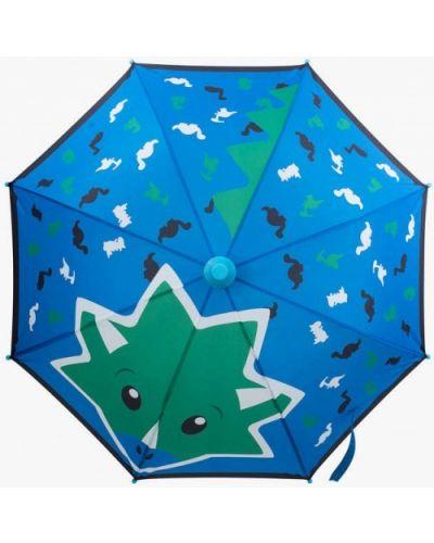 Синий зонт-трость Oldos