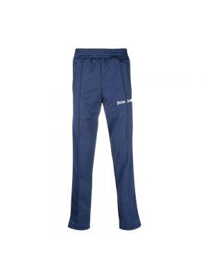 Spodnie dresowe - niebieskie Palm Angels