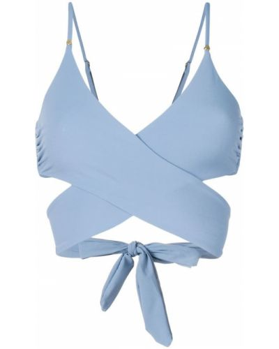 Синие бикини Stella Mccartney
